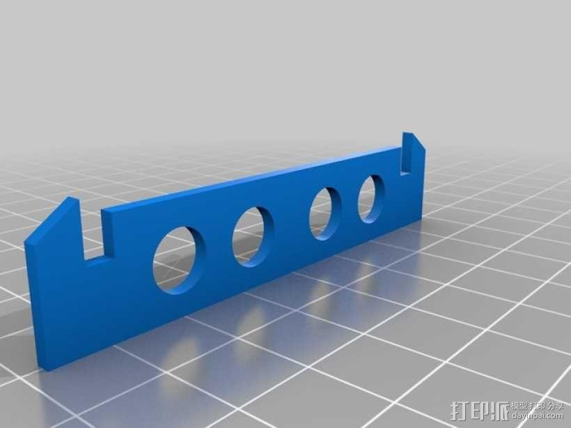 624z滚轴 3D模型  图7