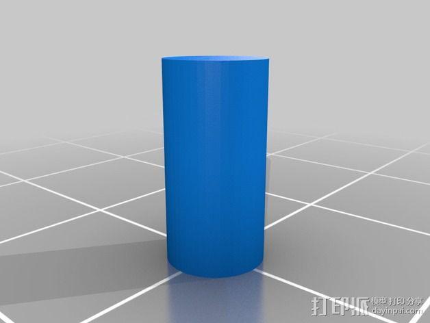 直接驱动挤出器 MK8 3D模型  图8