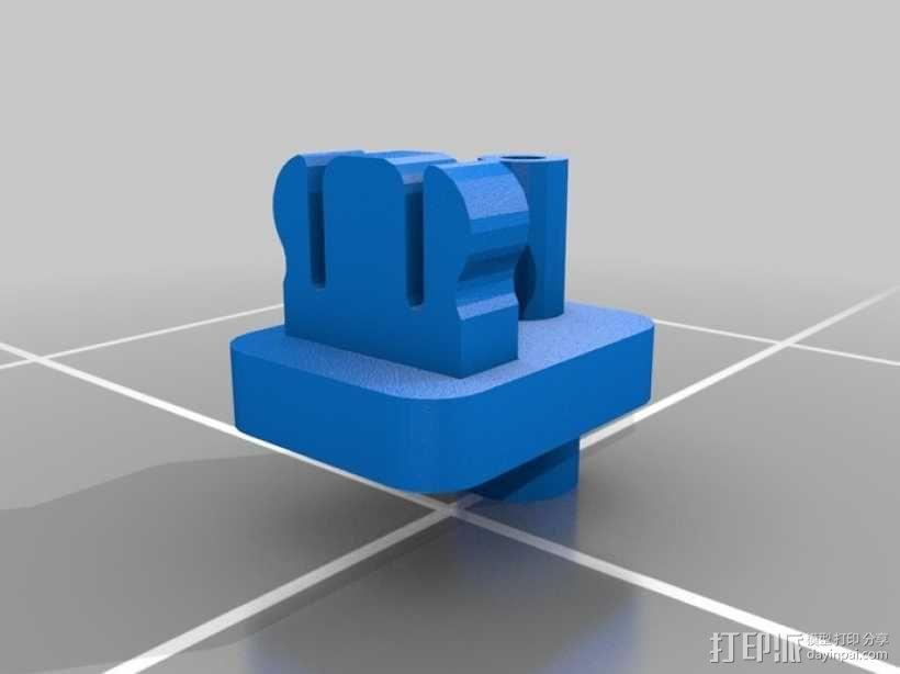 V2适配器 3D模型  图4