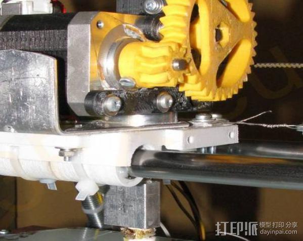 3D打印机适配器 3D模型  图8