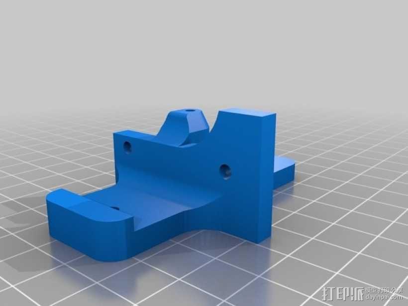 Vert-Xtruder驱动器 3D模型  图3