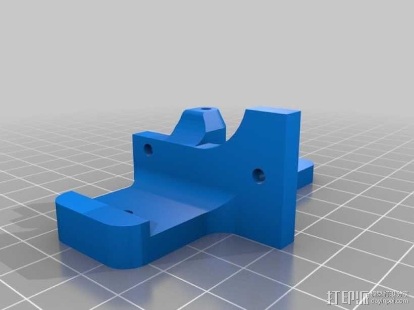 Vert-Xtruder驱动器 3D模型  图4