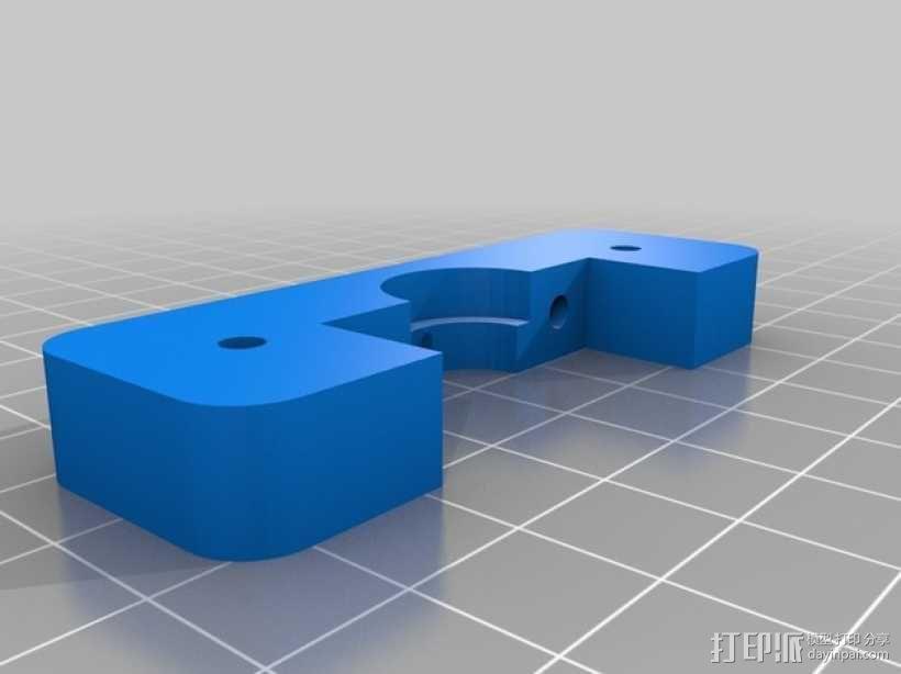 Vert-Xtruder驱动器 3D模型  图5