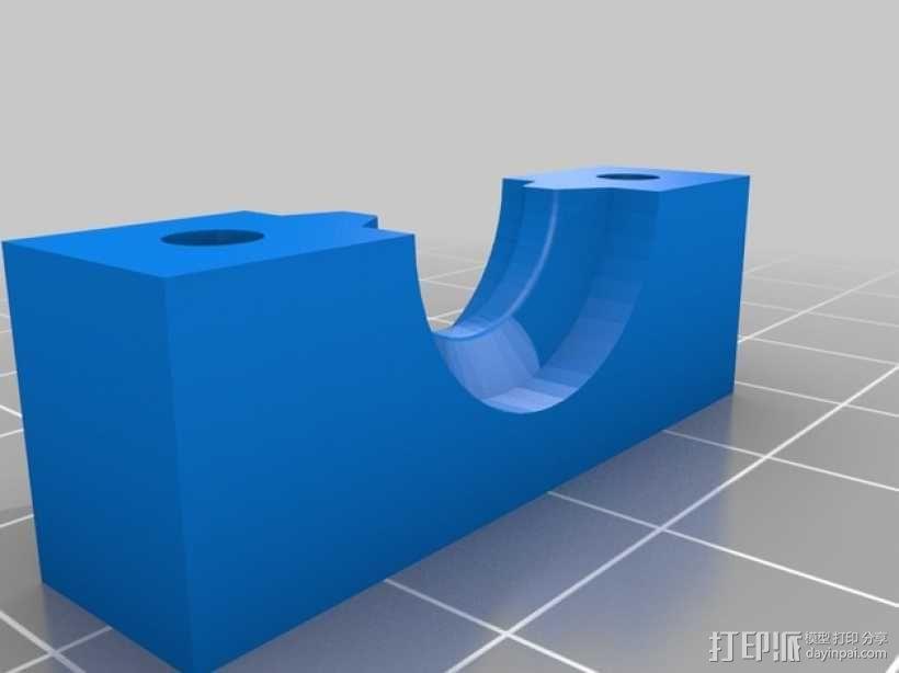 Vert-Xtruder驱动器 3D模型  图6