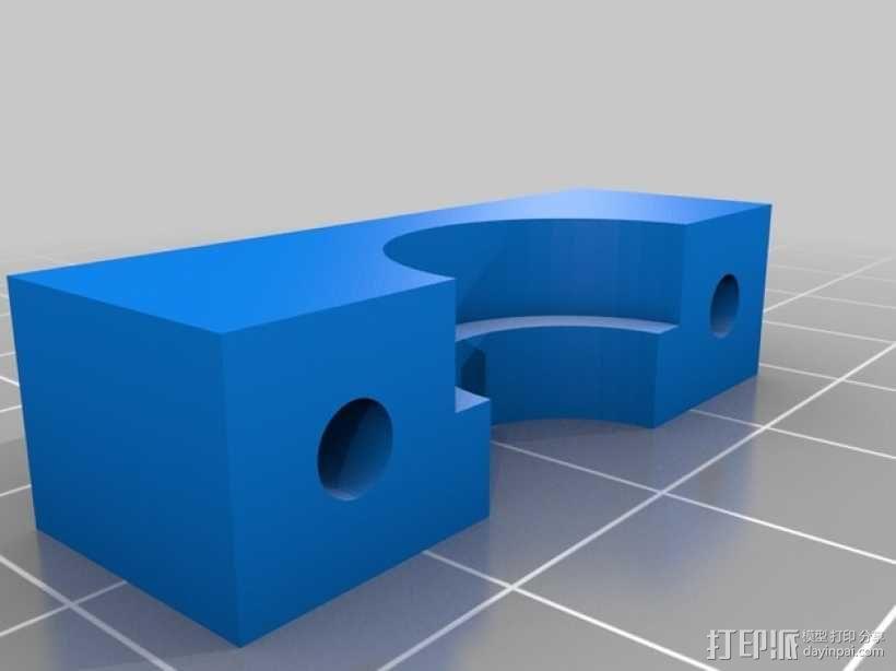 Vert-Xtruder驱动器 3D模型  图7