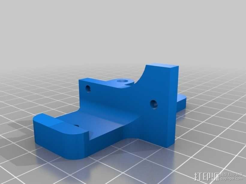 Vert-Xtruder驱动器 3D模型  图9
