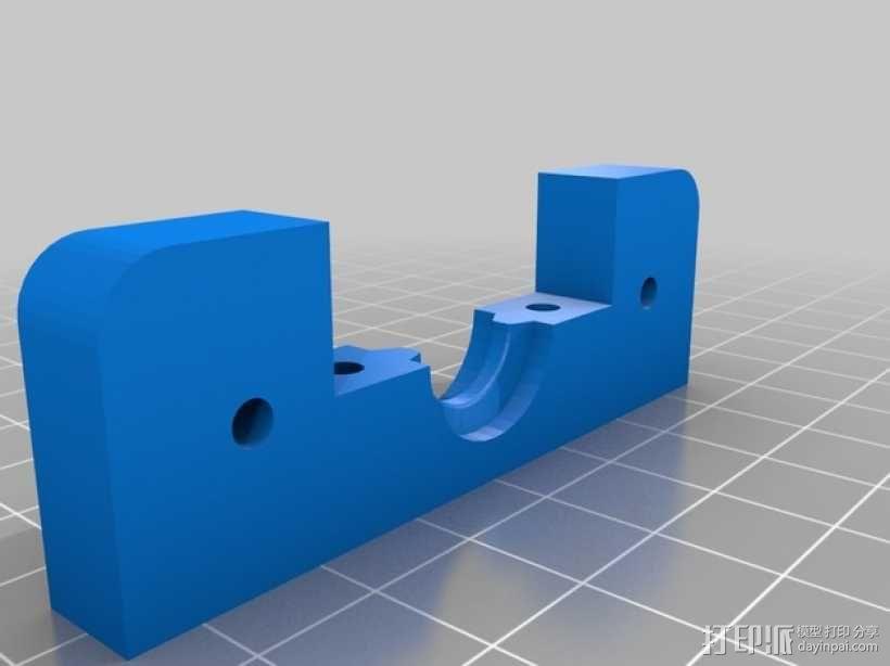 Vert-Xtruder驱动器 3D模型  图8