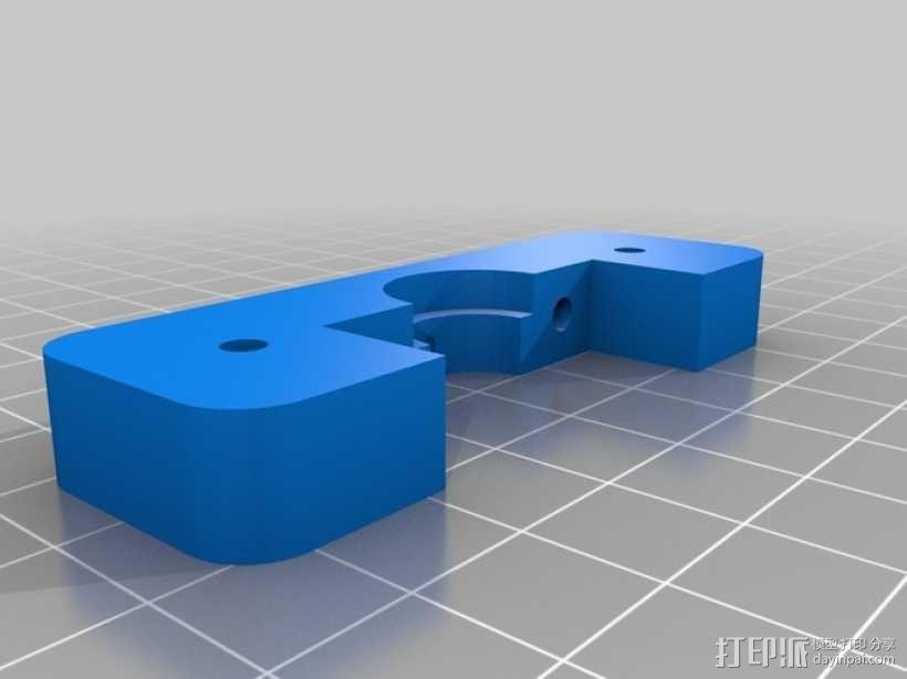 Vert-Xtruder驱动器 3D模型  图10
