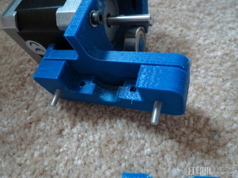 Vert-Xtruder驱动器 3D模型  图13
