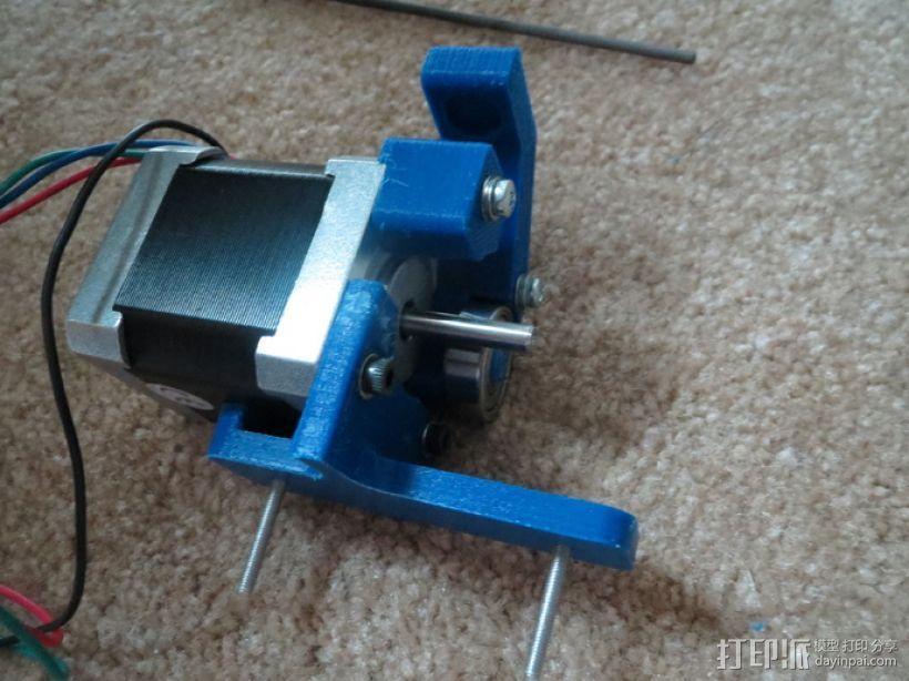 Vert-Xtruder驱动器 3D模型  图12