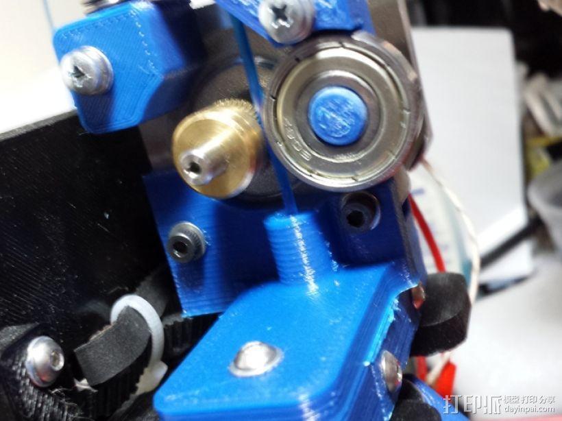 Vert-Xtruder驱动器 3D模型  图15