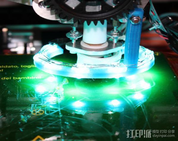 3D打印控制环 3D模型  图2