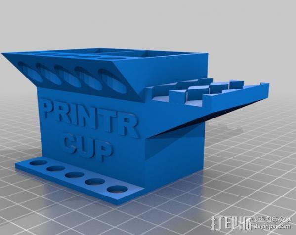 喷嘴 3D模型  图2