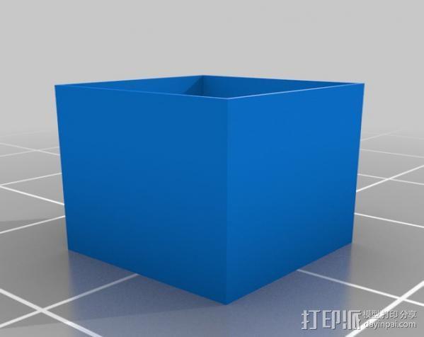 校准模块 3D模型  图2