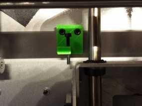 Z轴固定器 3D模型