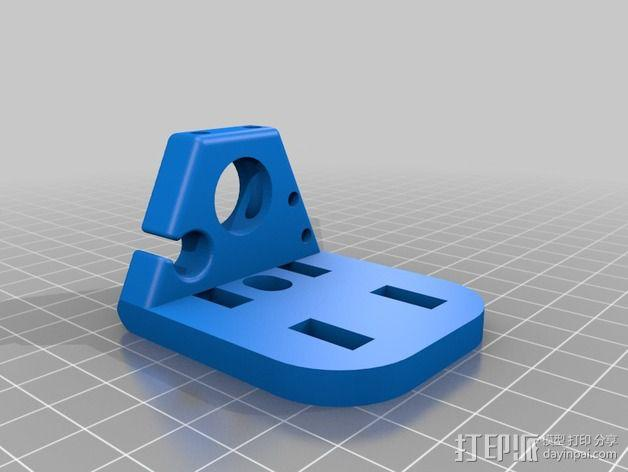 E3D 适配器 3D模型  图2