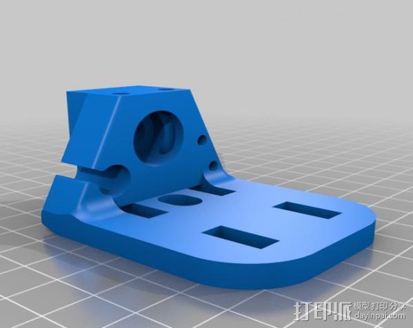 E3D 适配器 3D模型  图3