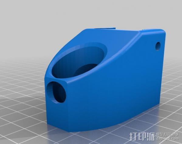 Z轴轴承 3D模型  图2