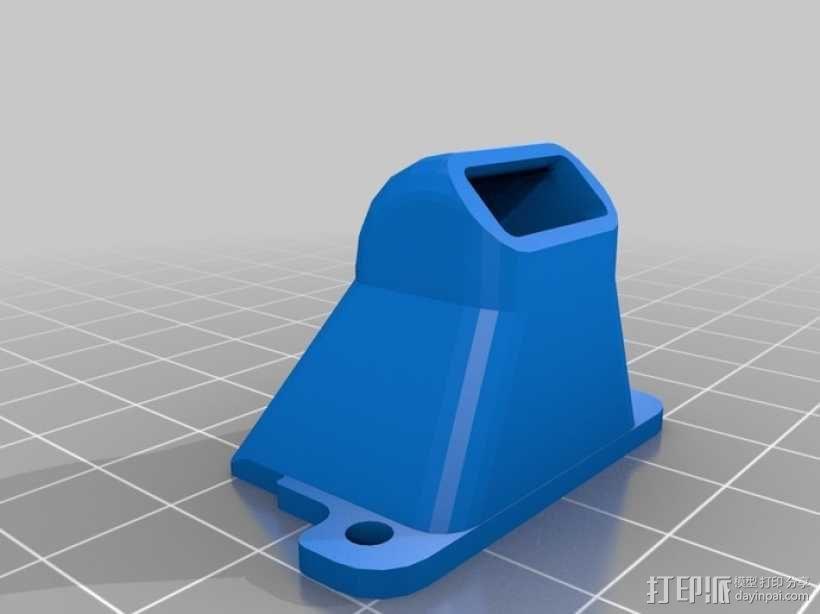 喷嘴 3D模型  图1
