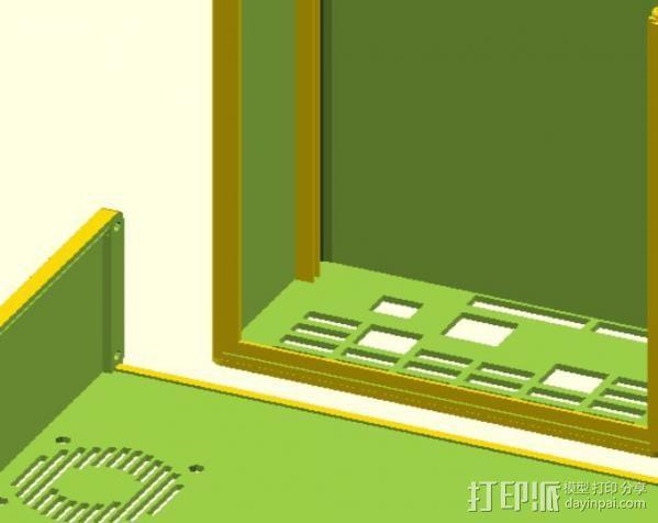 RAMBoBox 3D模型  图11
