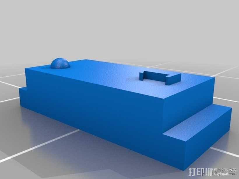 盲文 3D模型  图3