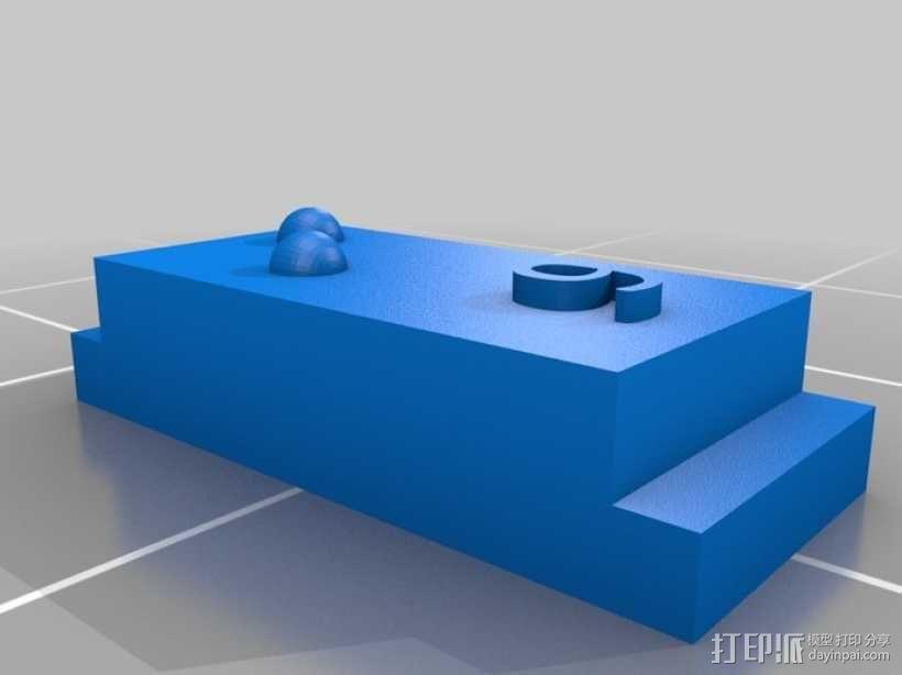 盲文 3D模型  图5