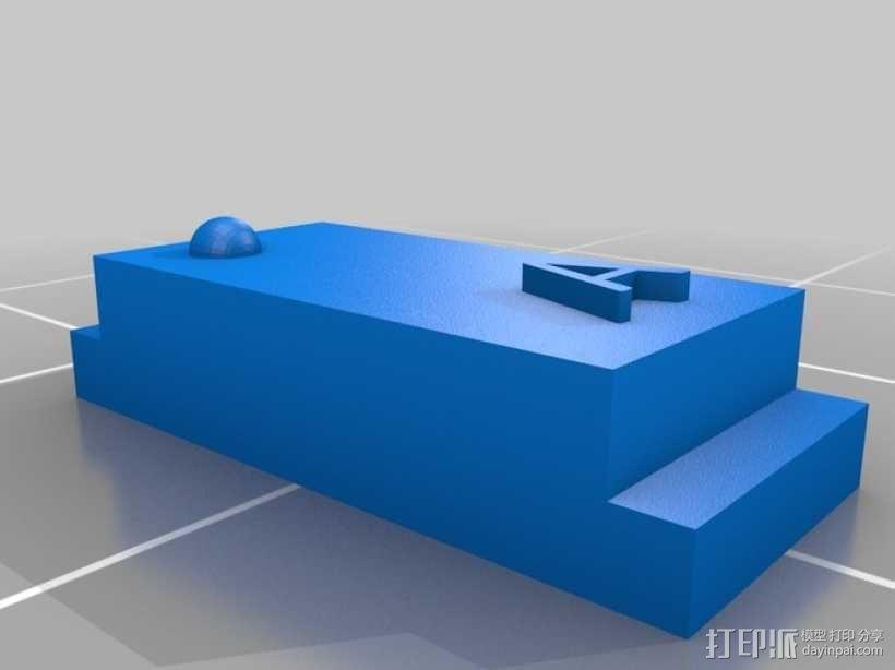 盲文 3D模型  图7