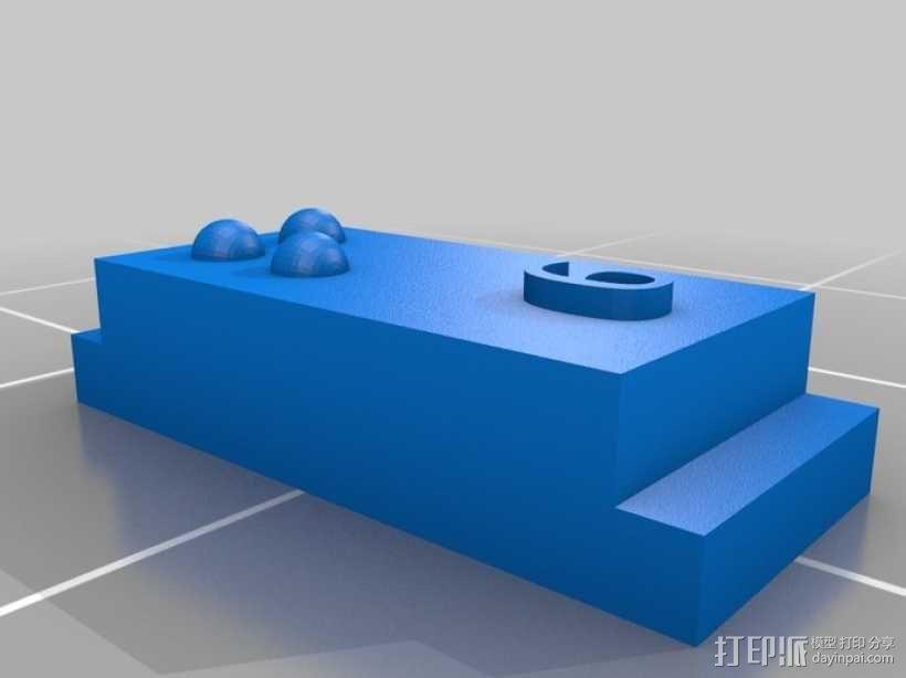盲文 3D模型  图8