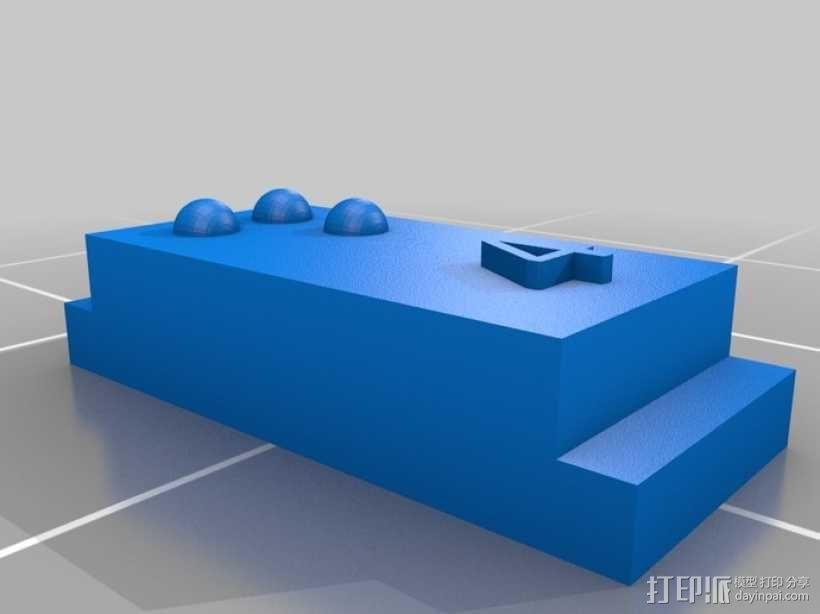 盲文 3D模型  图9