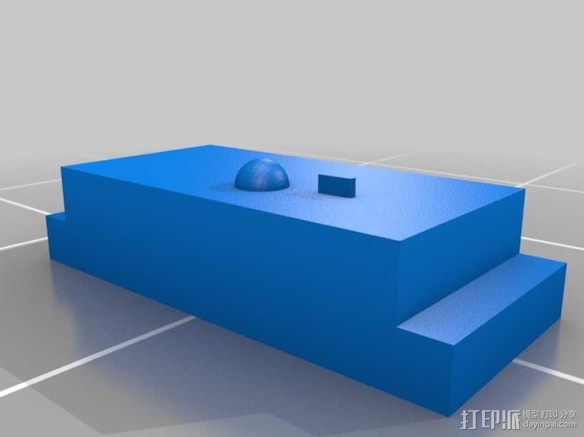 盲文 3D模型  图16