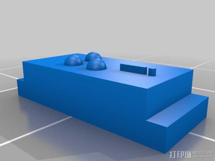盲文 3D模型  图20
