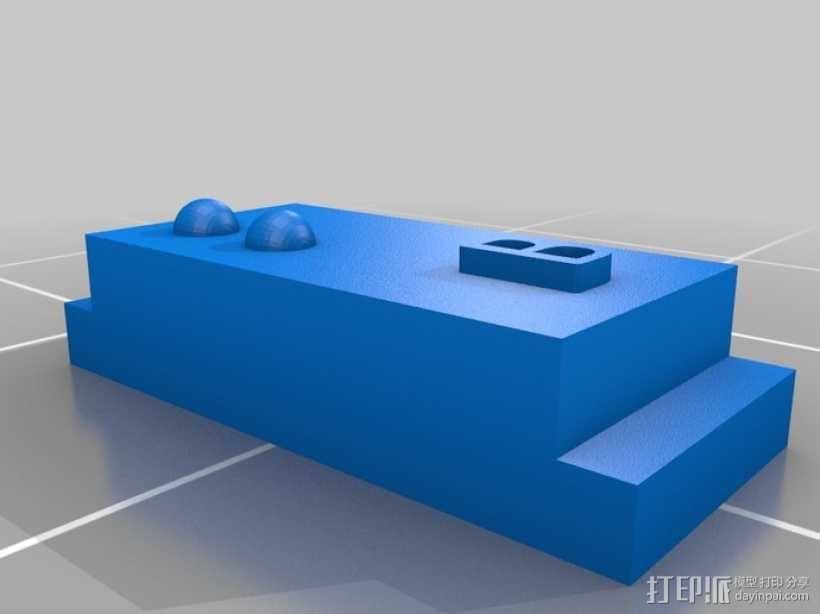 盲文 3D模型  图19
