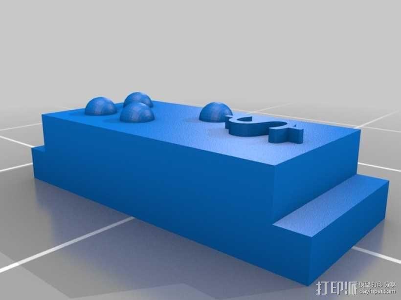 盲文 3D模型  图21