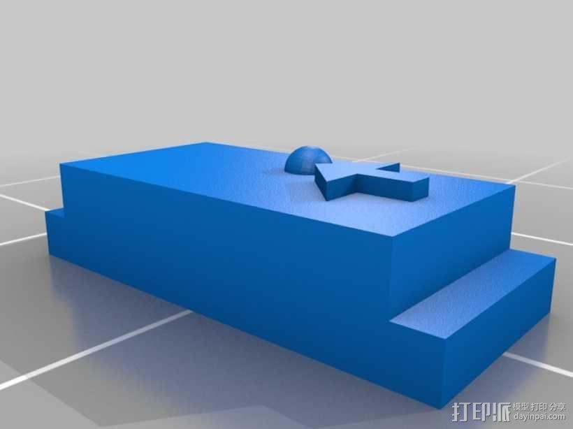 盲文 3D模型  图24