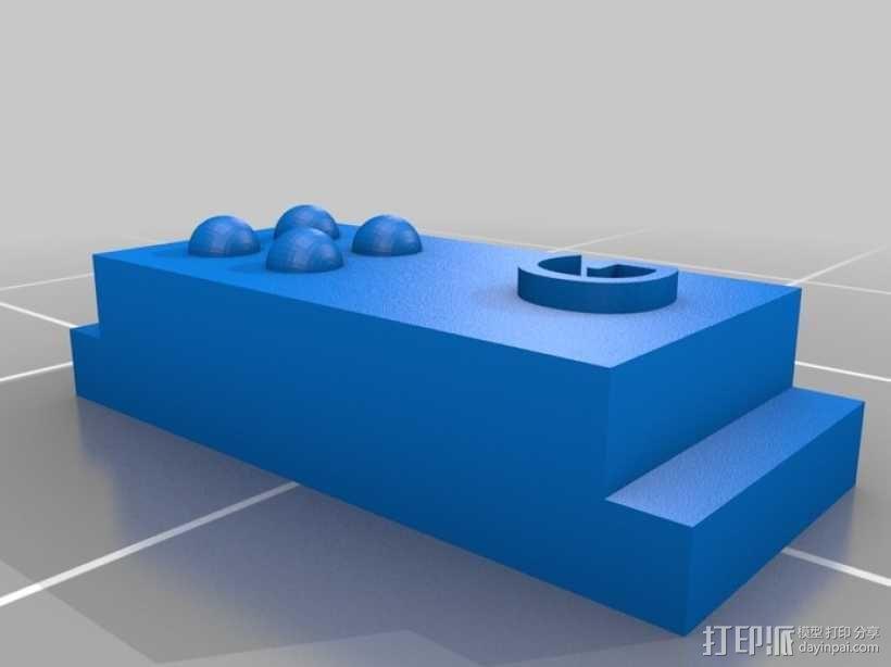 盲文 3D模型  图26