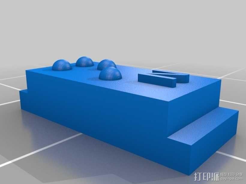 盲文 3D模型  图27