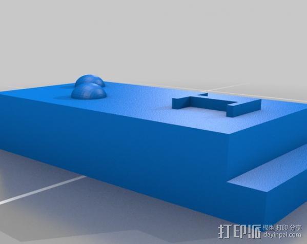 盲文 3D模型  图28