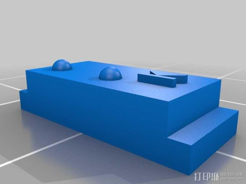 盲文 3D模型  图32