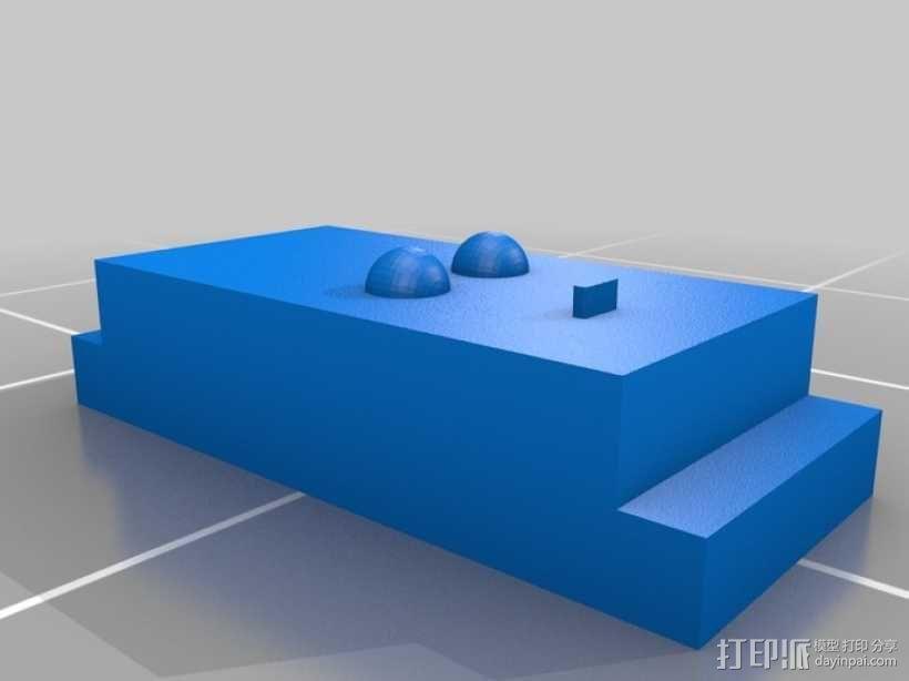 盲文 3D模型  图30