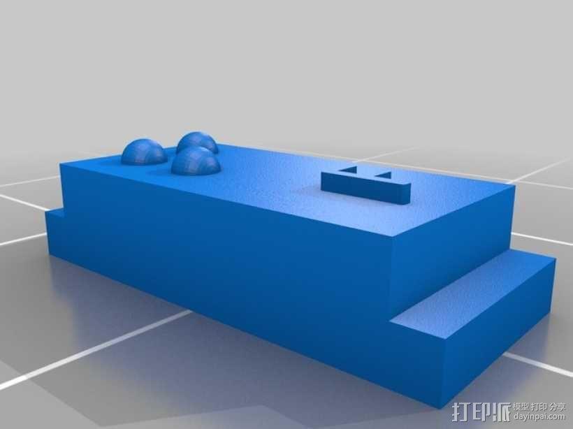 盲文 3D模型  图31