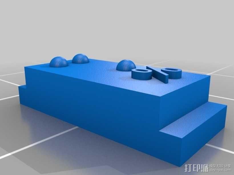 盲文 3D模型  图33
