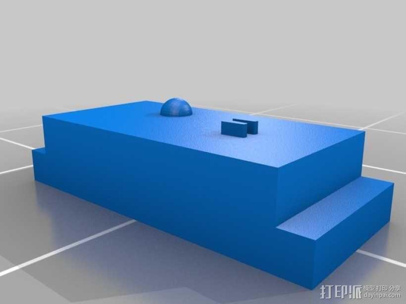 盲文 3D模型  图36