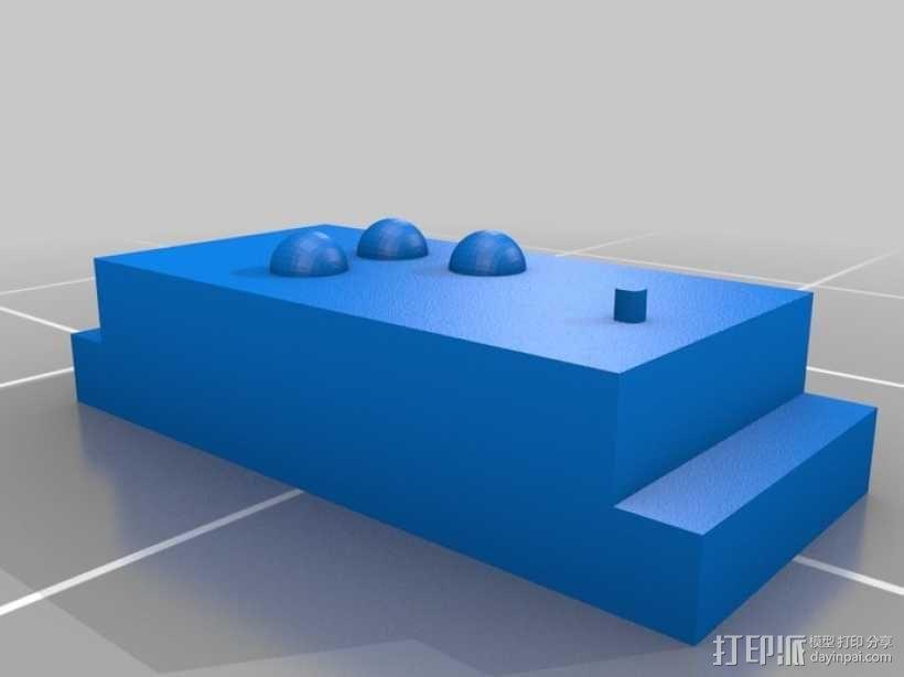 盲文 3D模型  图39