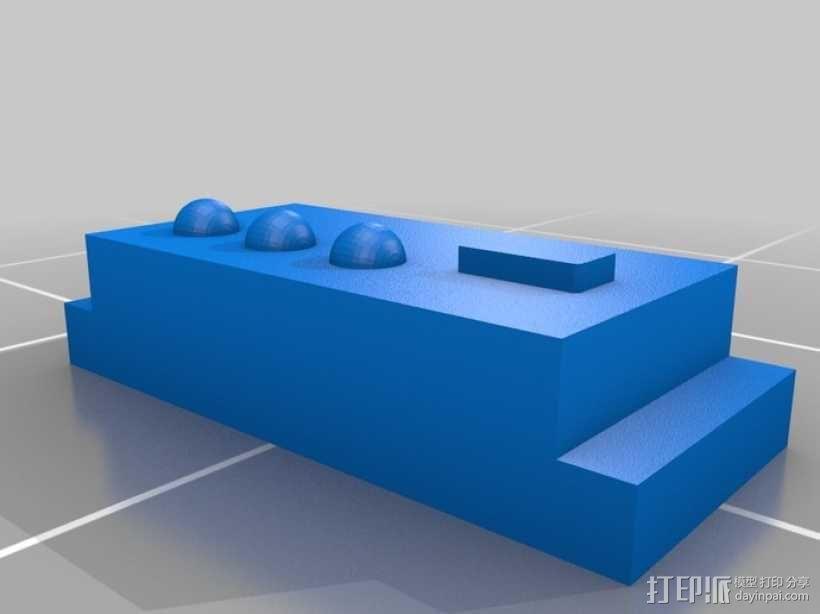 盲文 3D模型  图40