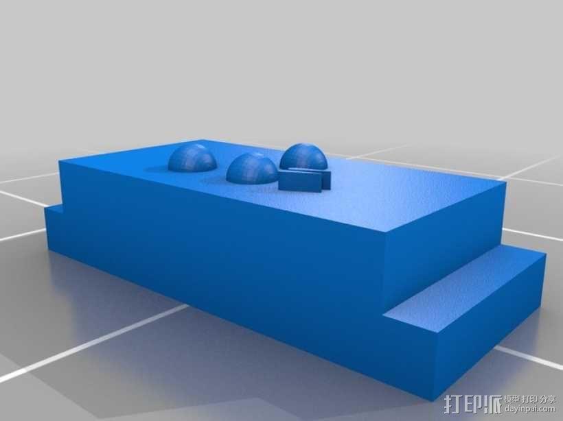 盲文 3D模型  图41