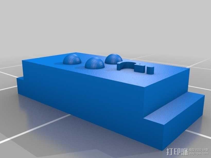 盲文 3D模型  图43