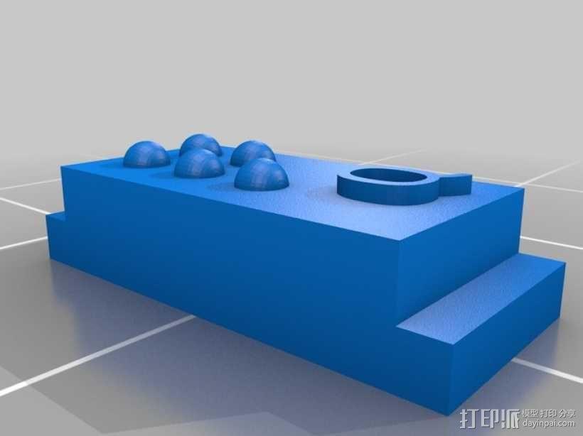 盲文 3D模型  图42