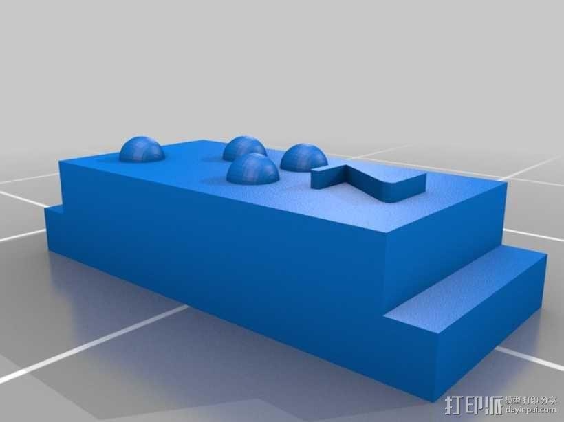盲文 3D模型  图47