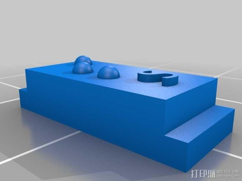 盲文 3D模型  图48