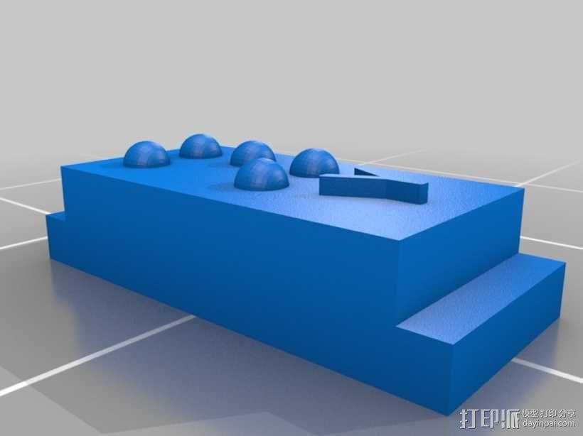 盲文 3D模型  图51